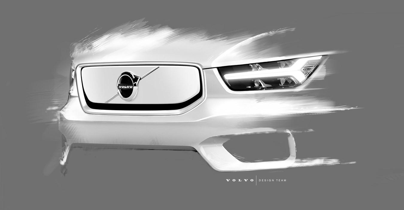Электрический Volvo XC40 знаменует собой начало электрической эры и предлагает новые преимущества