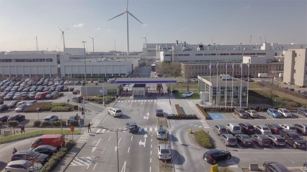 Volvo Cars в три раза увеличит производственные мощности в Генте после года успешных продаж электромобилей